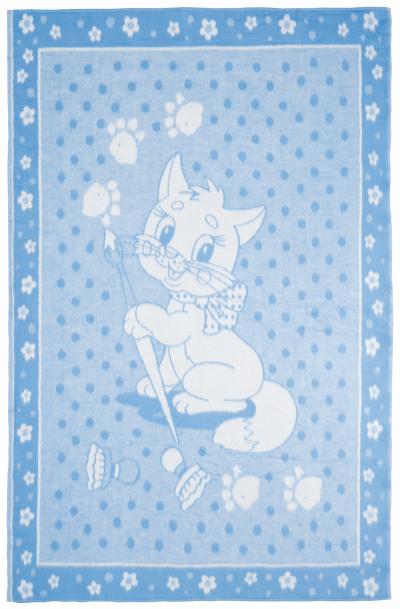 Одеяло  детское хлопок
