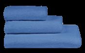 Полотенца махровые г/кр цвет синий 380 г/м2