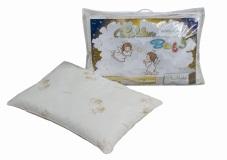 """Детское одеяло и подушка """"бамбуковое волокно"""""""