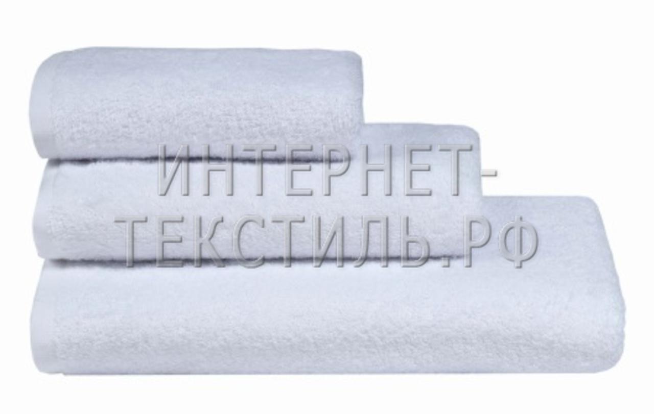 Полотенца махровые г/кр цвет белый 380 г/м2