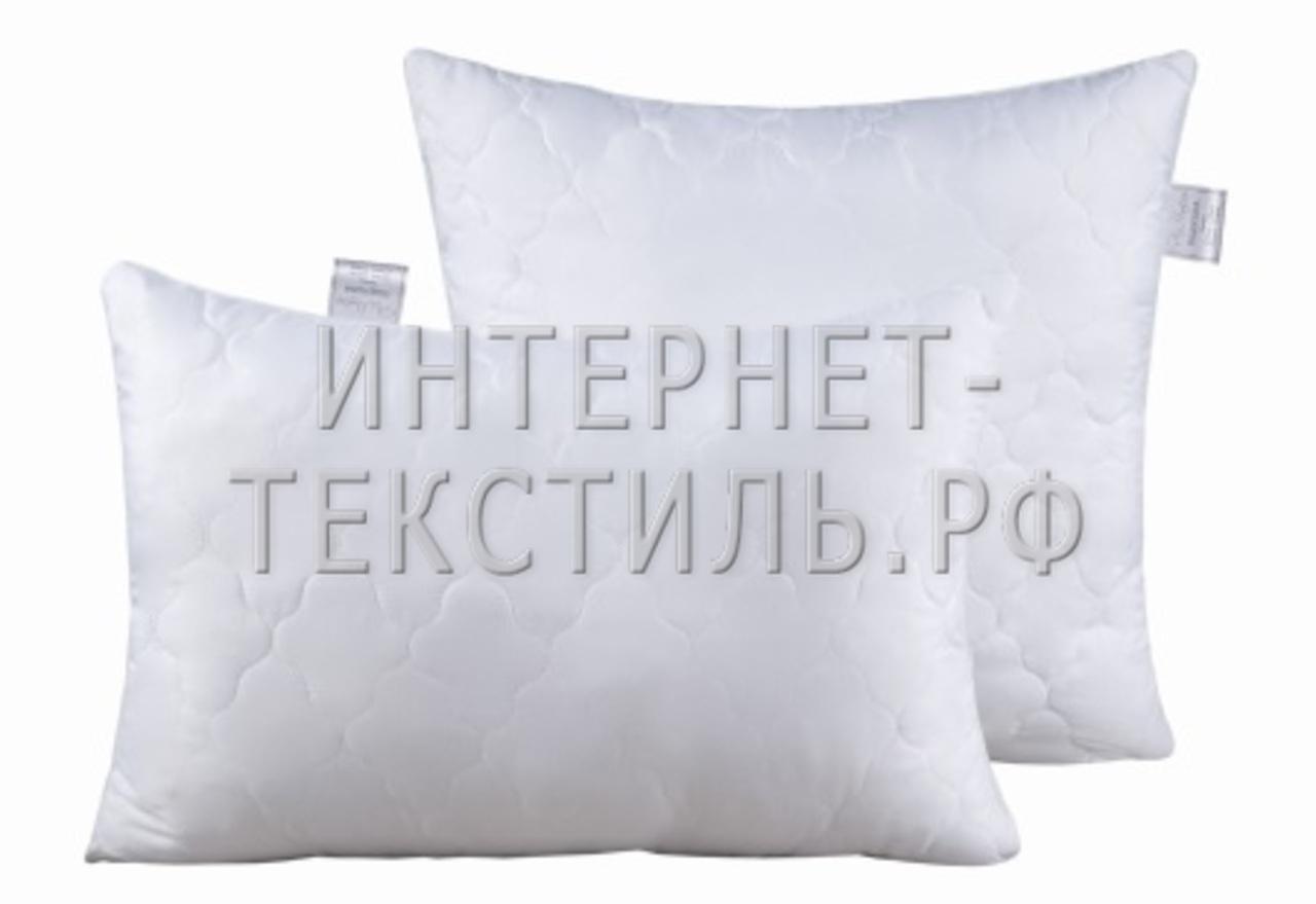 """Подушка стеганая - эконом """"холлофайбер"""""""