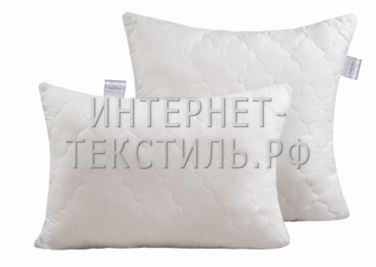 """Подушка стеганая - эконом """"овечья шерсть"""""""