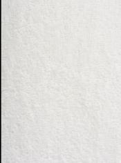 Ткань махровая 450 г/м2 белая