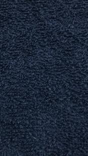Ткань махровая темно-синий (380 г/м2)