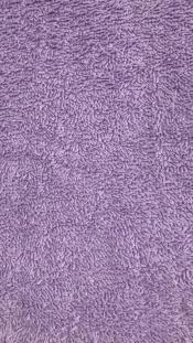 Ткань махровая лаванда (380 г/м2)