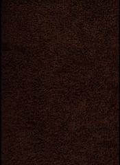 Ткань махровая 450 г/м2 шоколад