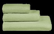 Полотенца махровые г/кр цвет фисташка 380 г/м2