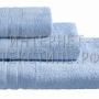 Полотенца махровые г/кр голубые 440 г/м2